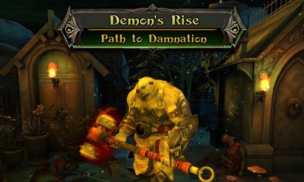 Demon's rise 2 Path to damnation Game Ios Free Download