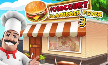 Food Court Fever Hamburger 3 Game Android Free Download