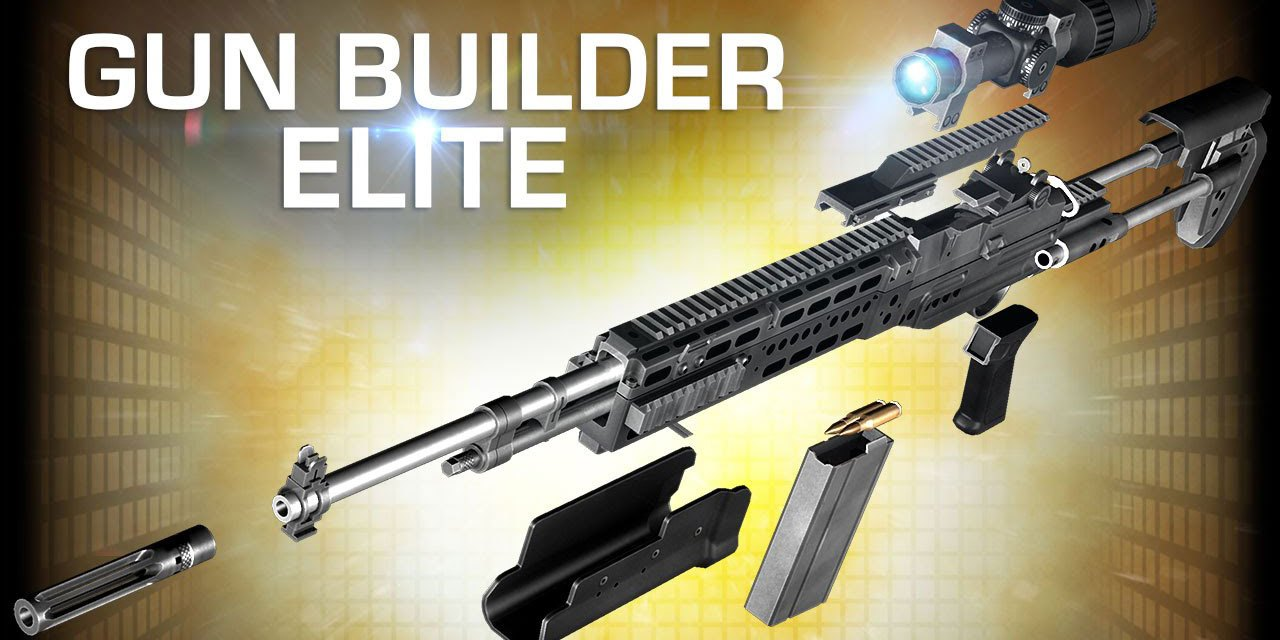 Gun Builder ELITE Game Android Free Download