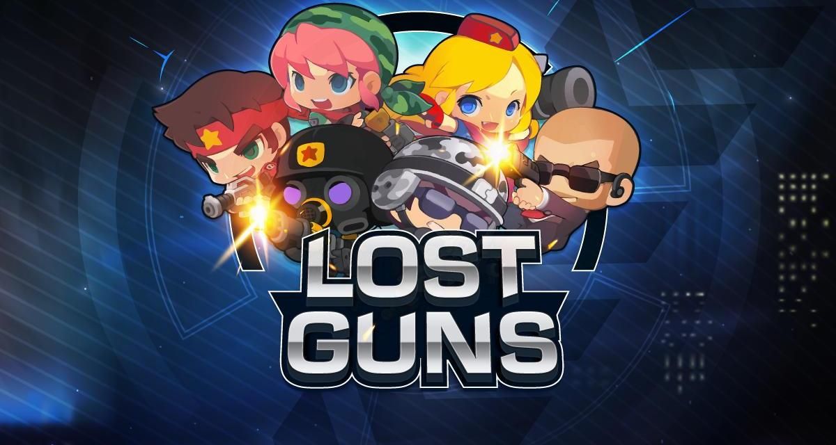 LOSTGUNS Multiplayer Shooting Game Android Free Download