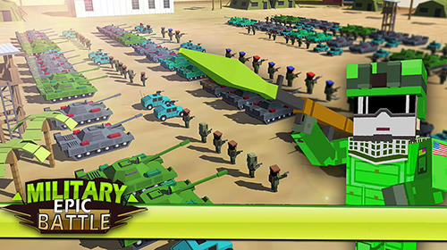 Military Epic Battle Simulator Game Android Free Download