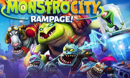 Monstrocity Rampage Game Android Free Download