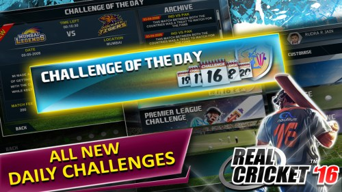 Real Cricket ™ 16 Game Android Free Download