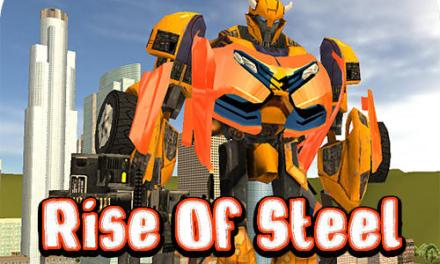 Rise Of Steel Game Android Free Download
