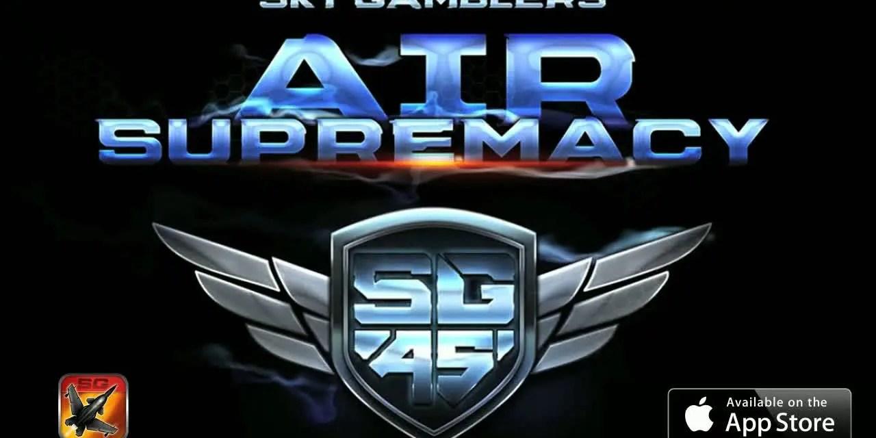 Sky Gamblers Air Supremacy Game Ios Free Download