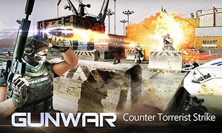 Gun War Swat Terrorist Strike Game Android Free Download
