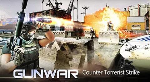 Gun War Swat Terrorist Strike Game Android Free Download