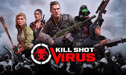 Kill Shot Virus Game Android Free Download