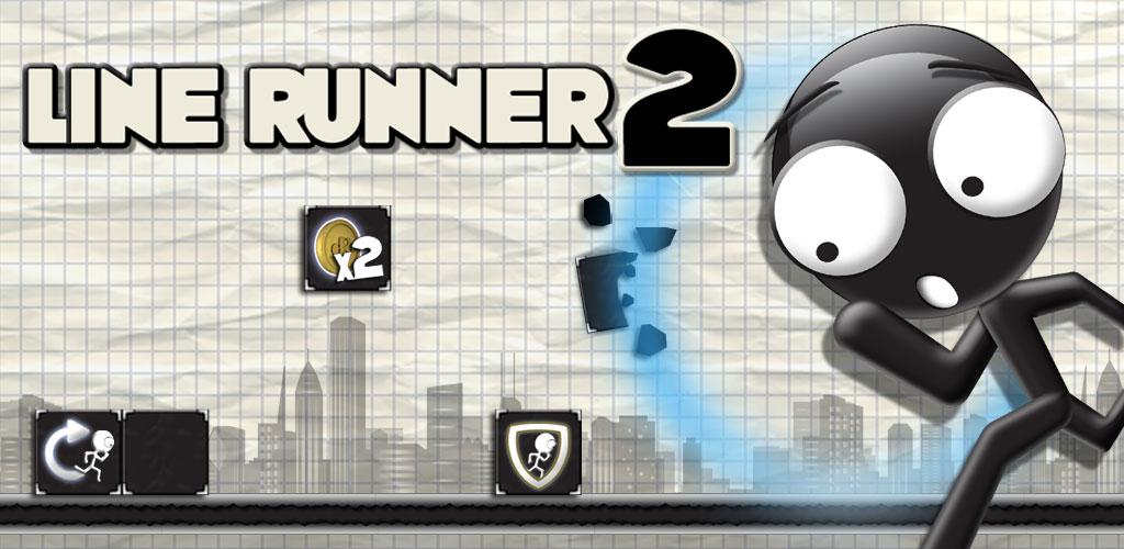 Line Runner 2 Game Android Free Download