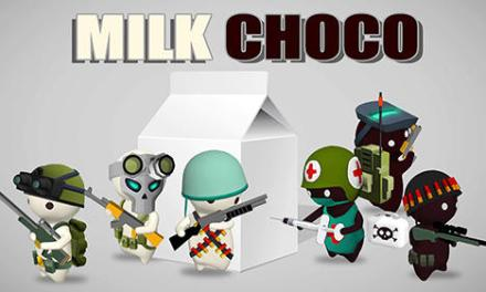 Milkchoco Online FPS Game Android Free Download