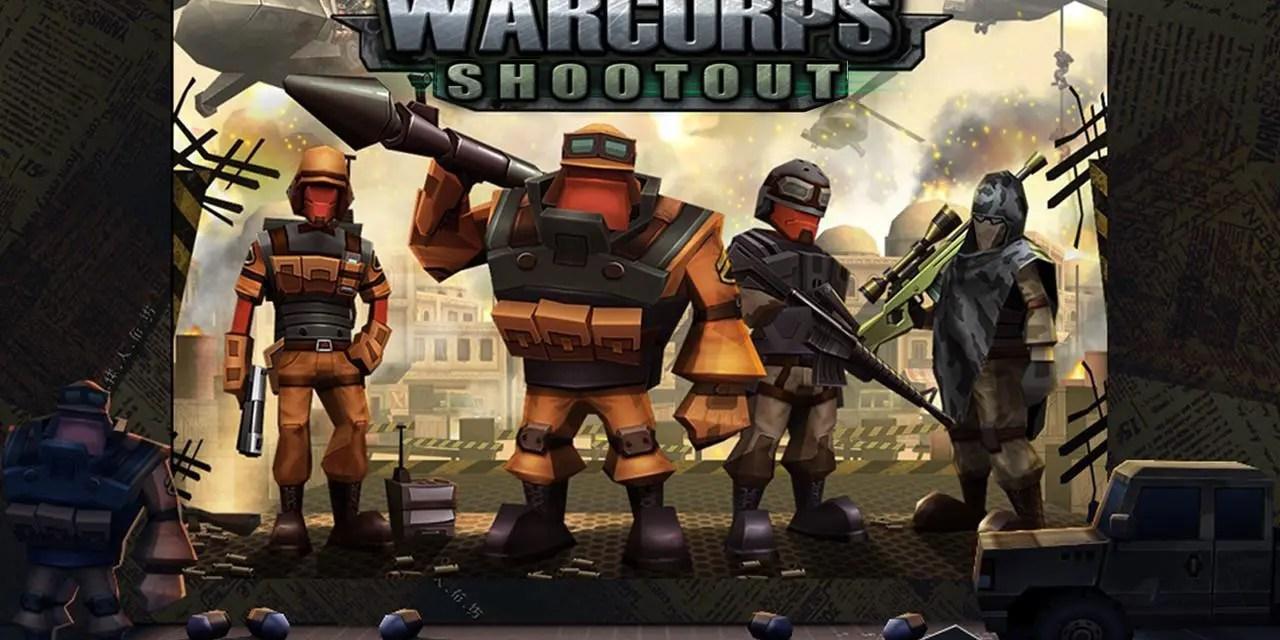 WarCom Shootout Game Ios Free Download