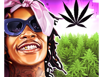 Wiz Khalifa's Weed Farm Game Android Free Download