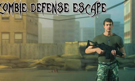 Zombie Defense Escape Game Android Free Download