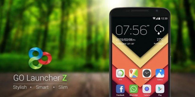 GO Launcher Z Prime VIP App Android Free Download