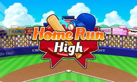 Home Run High Game Android Free Download