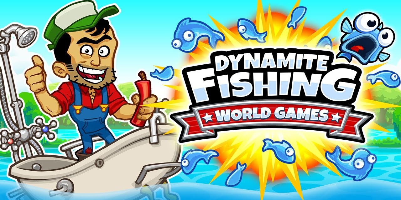Super Dynamite Fishing Game Android Free Download