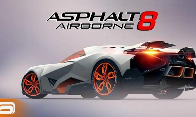 Asphalt 8 Airborne Game Windows Phone Free Download