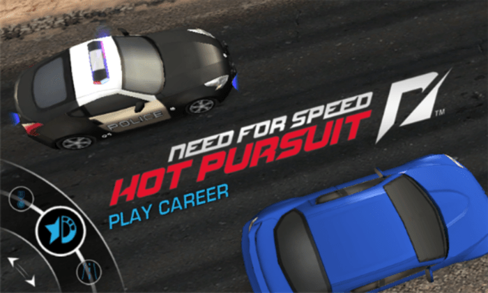 NFS Hot Pursuit Game Windows Phone Free Download