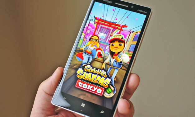 Subway Surfers Game Windows Phone Free Download