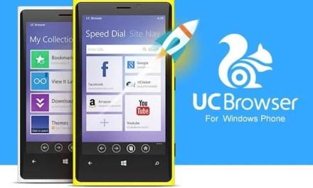 UC Browser App Windows Phone Free Download
