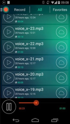 Voice Recorder – Dictaphone App Android Free Download