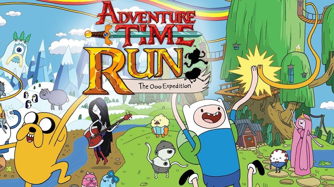 Adventure Time Run Game Android Free Download