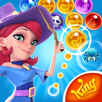 Bubble Witch 3 Saga - Apps on Google Play