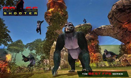 Apes Hunter Jungle Survival Game Android Free Download