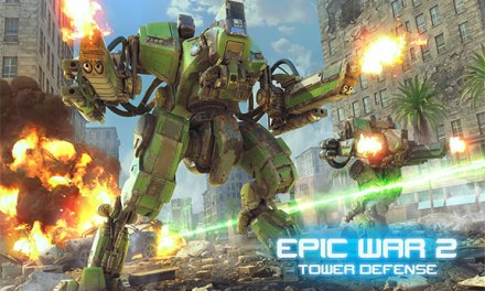 Epic War TD 2 Game Android Free Download