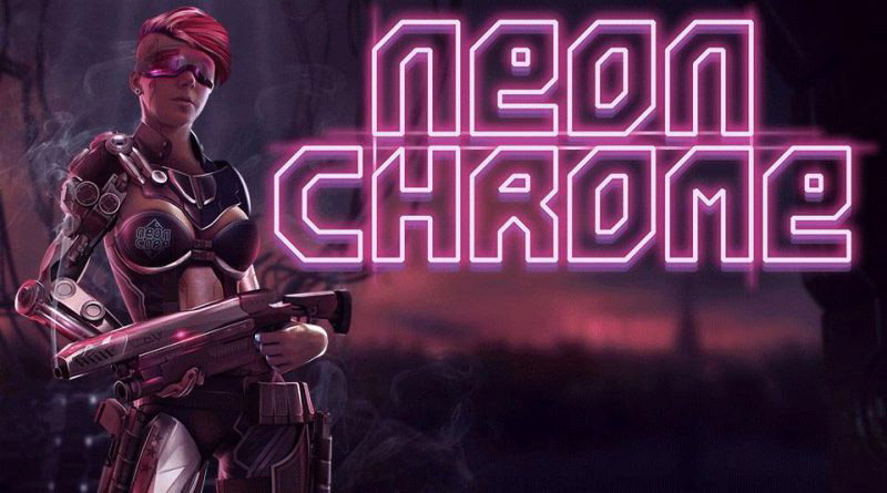 Neon Chrome Game Android Free Download