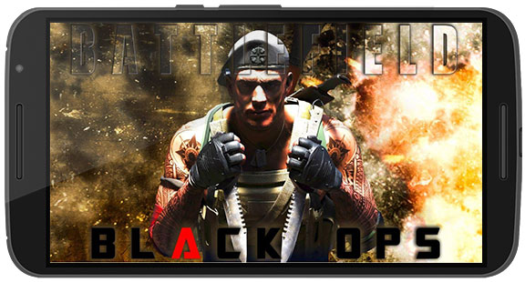 Battlefield Combat Black Ops Game Android Free Download