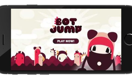 Bot Jump Game Android Free Download
