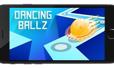 Dancing Ballz Music Line Game Android Free Download