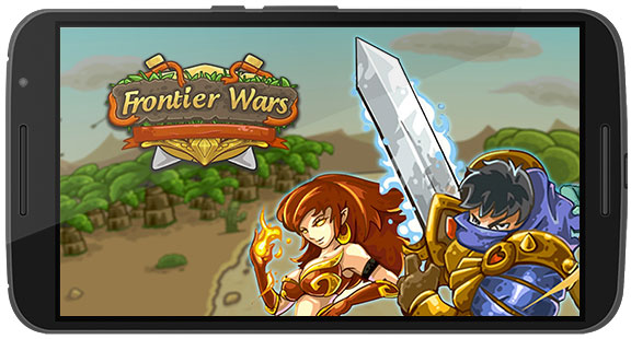Frontier Wars Game Android Free Download