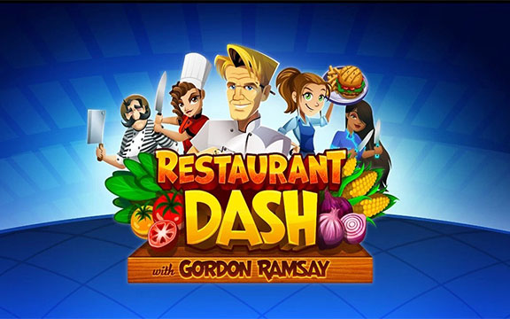 GORDON RAMSAY DASH Game Android Free Download