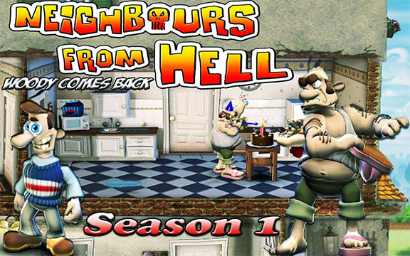 Neighbours from Hell Season1 Game Android Free Download