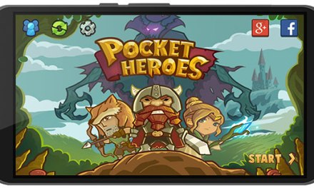 Pocket Heroes Game Android Free Download