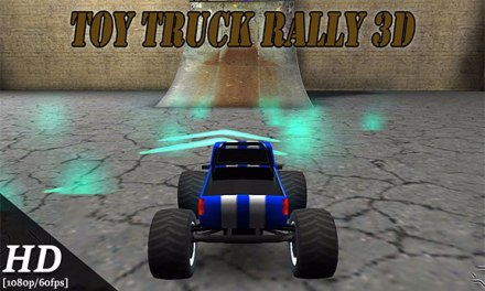 Toy Truck Rally 3D Game Android Free Download