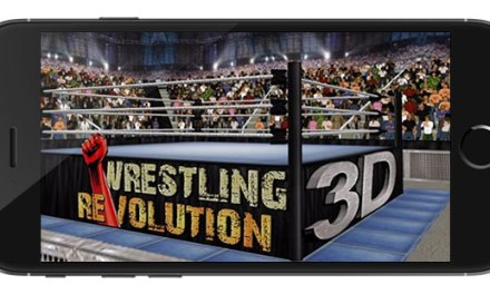 Wrestling Revolution 3D Game Ios Free Download