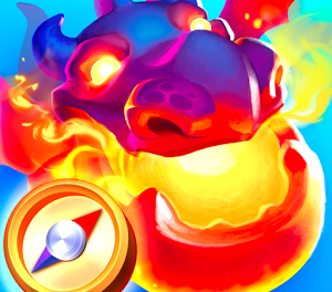 Draconius GO Catch a Dragon Apk Game Free Download