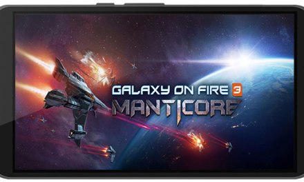 Galaxy on Fire 3 Manticore Game Android Free Download