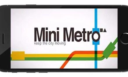 Mini Metro Ipa ios Game Free Download