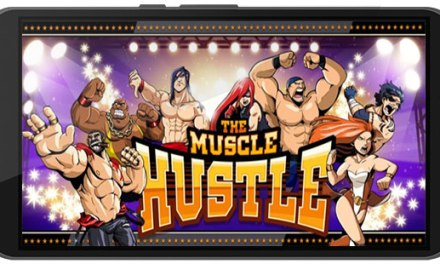 The Muscle Hustle Slingshot Wrestling Game Android Free Download