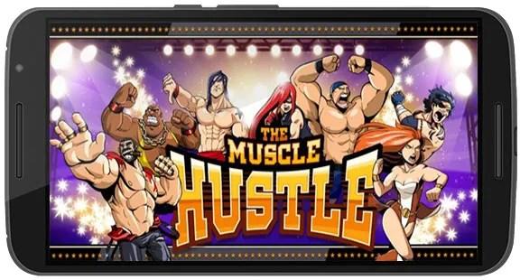 The Muscle Hustle Slingshot Wrestling Game Android Free Download