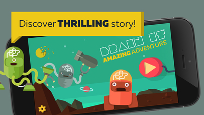 BRAIN IT Amazing Adventure Ipa Game Ios Free Download