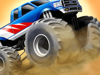 Monster Stunts Ipa Game iOS Free Download