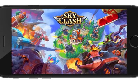 Sky Clash Lords of Clans 3D Apk Game Android Free Download