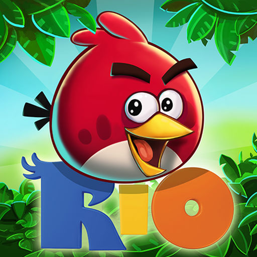 Angry Birds Rio Ipa Game iOS Free Download