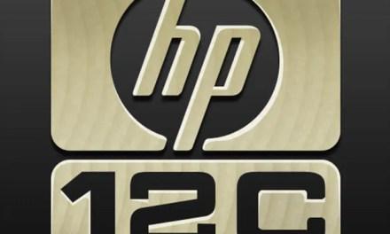 Hewlett Packard 12C Financial Calculator Ipa App iOS Free Download