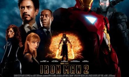 Iron Man 2 Ipa Game iOS Free Download